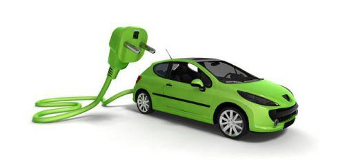 voiture électrique, voiture électrique et pluie, pluie