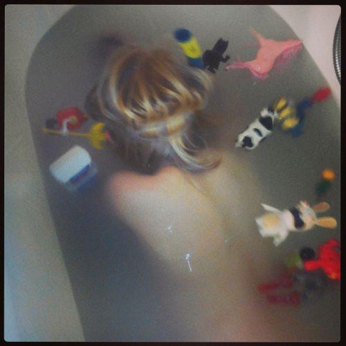 bain, oh bain les enfants, donner le bain